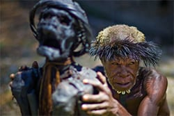 Baliem Valley Mummy