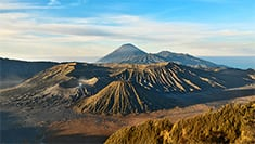 Visit Bromo during Java Bali Tour Overland
