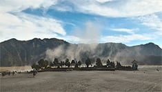 Visit Mount Bromo on Java Bali Tour Overland