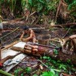 Mentawai Tour visiting the local tribe